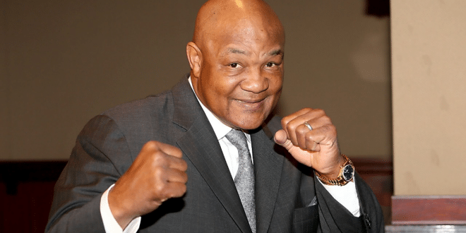 Image result for george foreman 2016