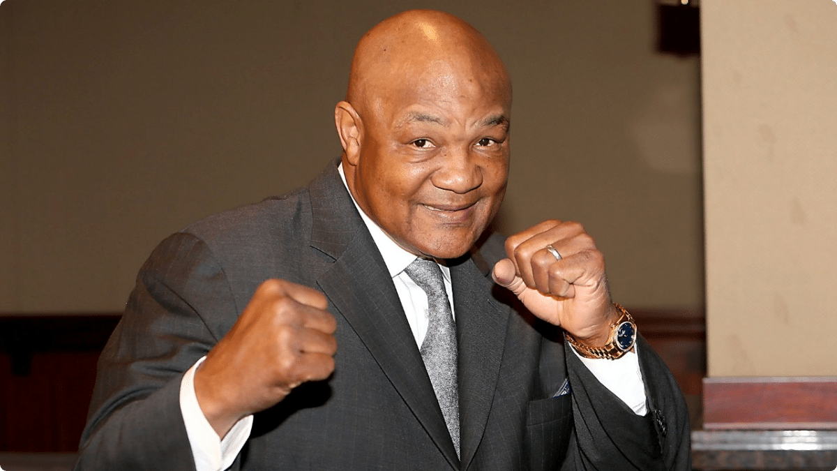 Image result for george foreman